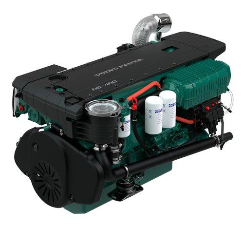 Motor Intraborda Volvo Penta D6 440-480 de recreo