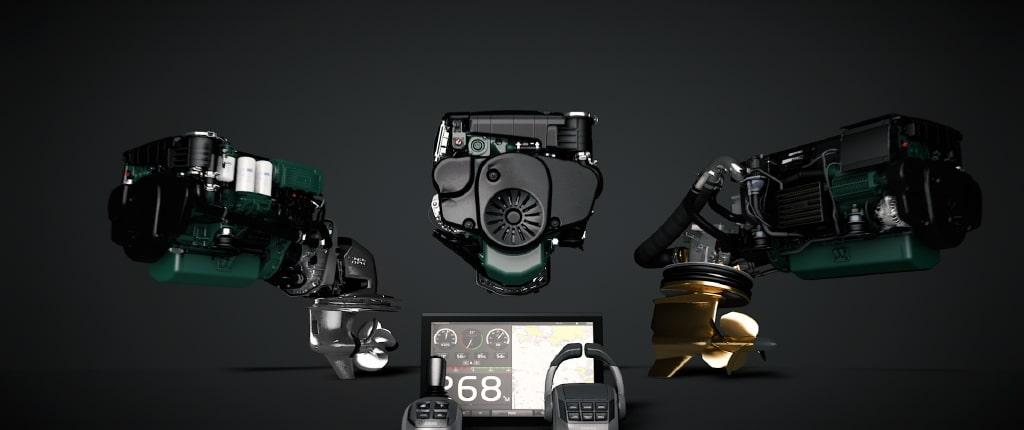 Motores D4/D6 Glass Cockpit