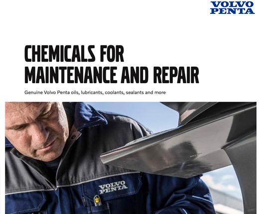 Quimicos para el mantenimiento y la reparación