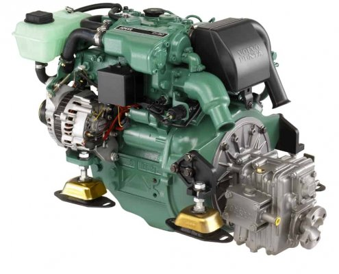 Motor para Velero Volvo Penta D1-30