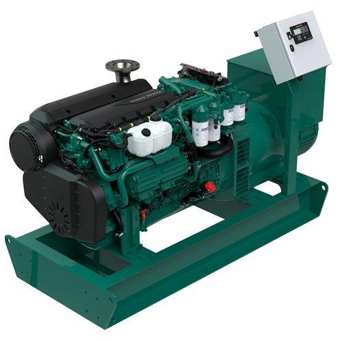 Generador eléctrico D8