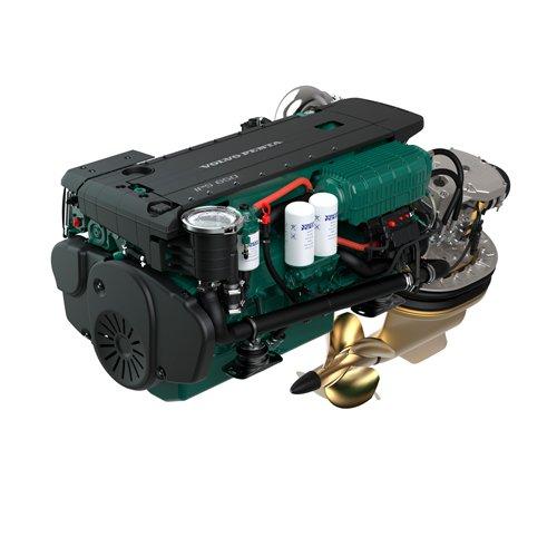 Motor D6 IPS 400