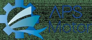 Logotipo APS Motor